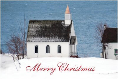 FRS 338 / 6087 Christmas Card