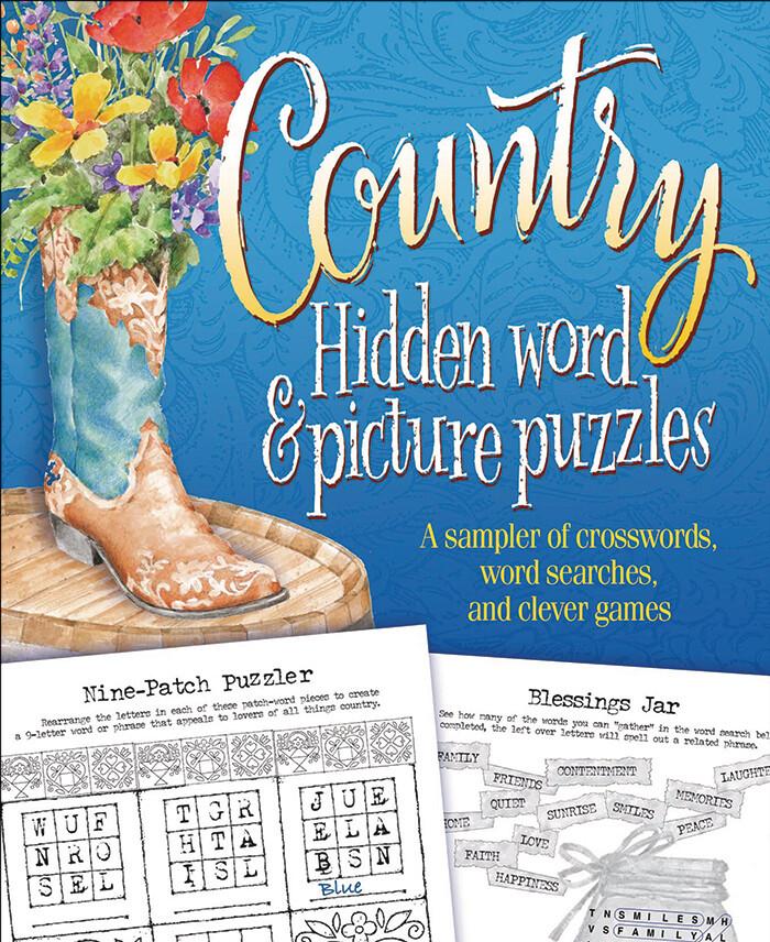 FRG17240  Puzzle Book