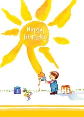 FR4737   Birthday Card