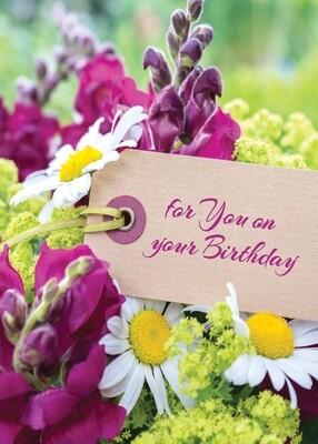 FR4741   Birthday Card