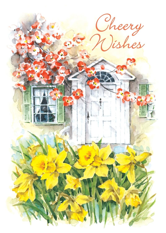 FR4222  Encouragement Card