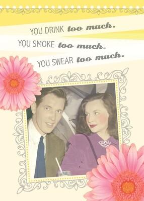 VAP1389   Valentine's Day Card