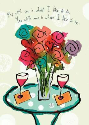 VAFH239  Valentine's Day Card