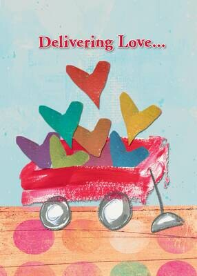 VAFH119  Valentine's Day Card