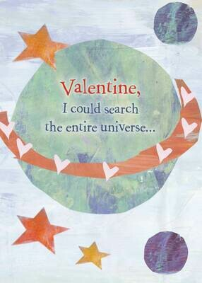 VAFH250  Valentine's Day Card