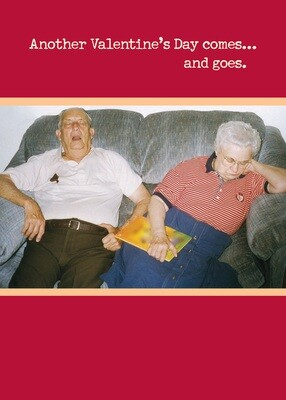 VAP0839   Valentine's Day Card