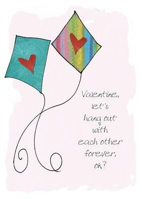 VAFH092  Valentine's Day Card