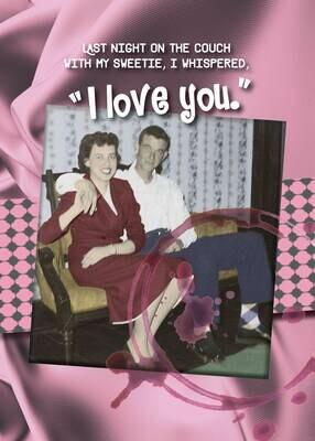 VAP1390   Valentine's Day Card