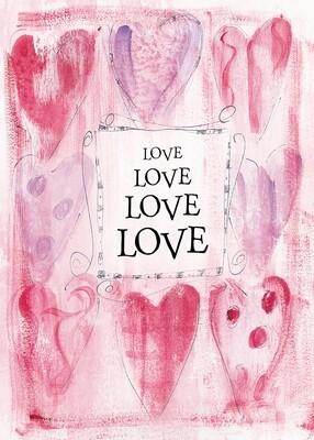 VAFH158  Valentine's Day Card