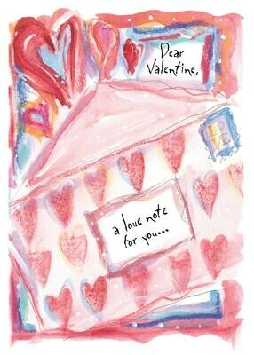 VAFH202  Valentine's Day Card
