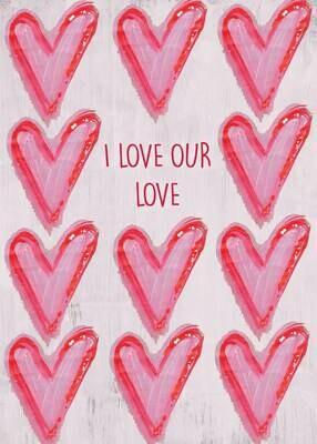 VAFH249  Valentine's Day Card
