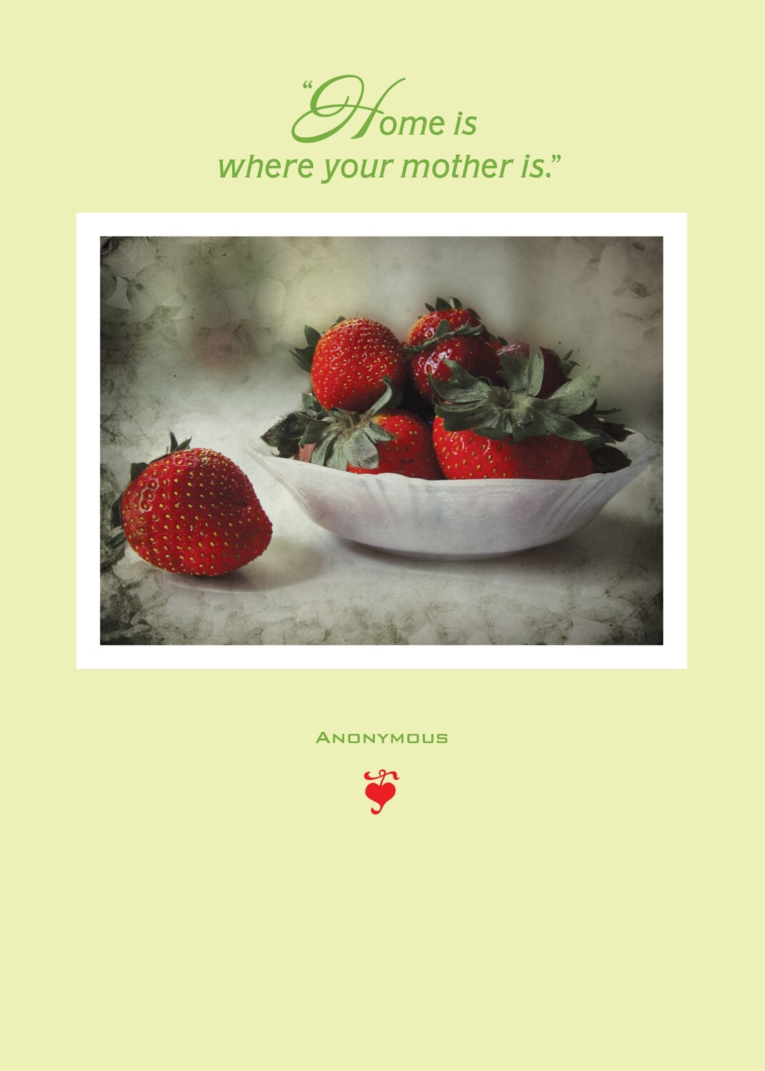 MPS13015 Mother's Day Card