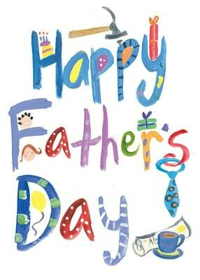FAFH205  Father's Day Card