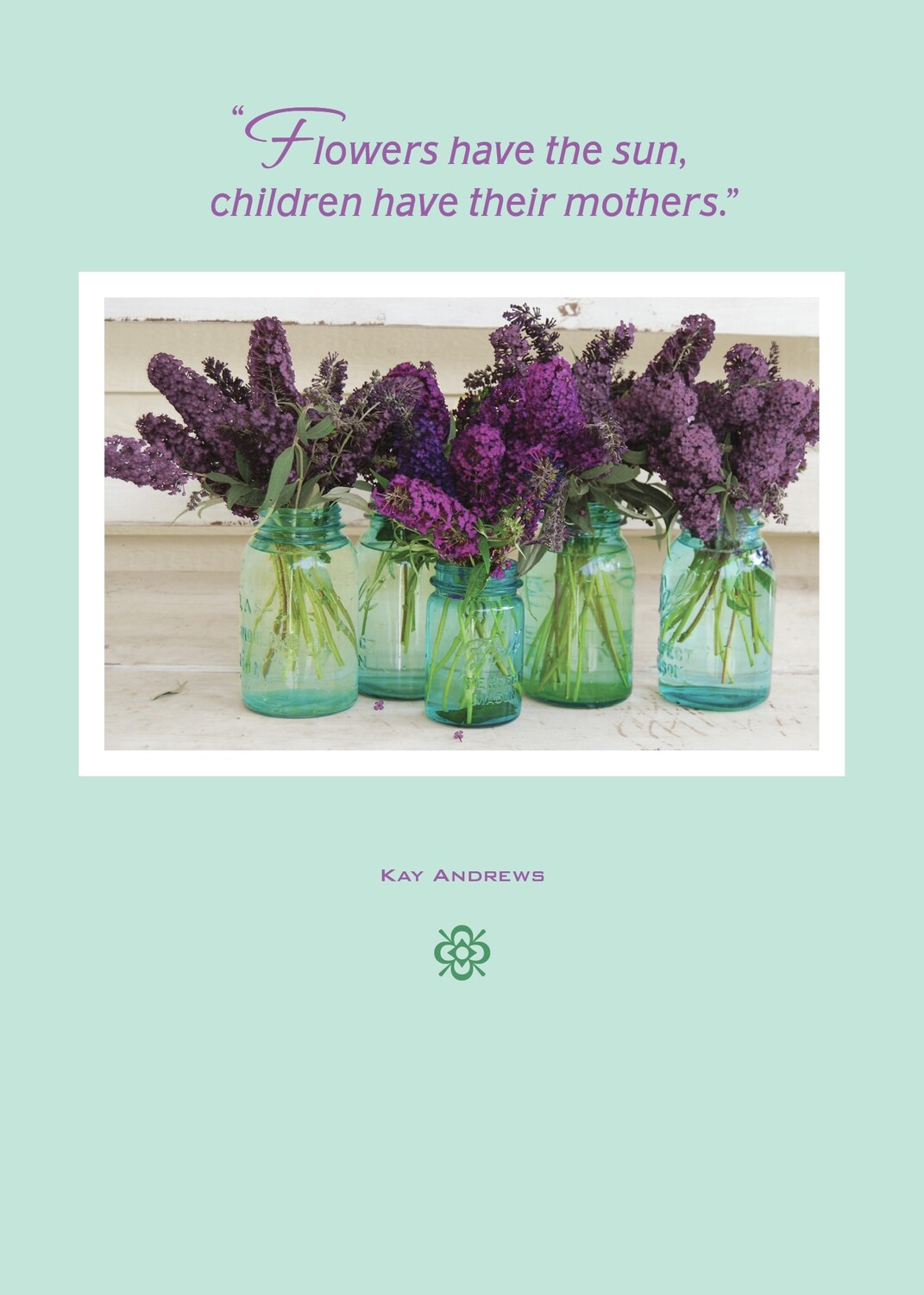 MPS13008 Mother's Day Card