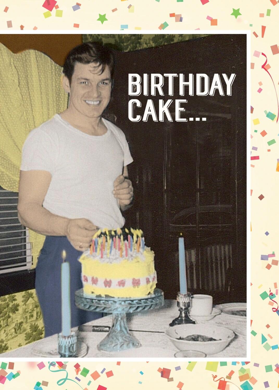 AP1280   Birthday Card