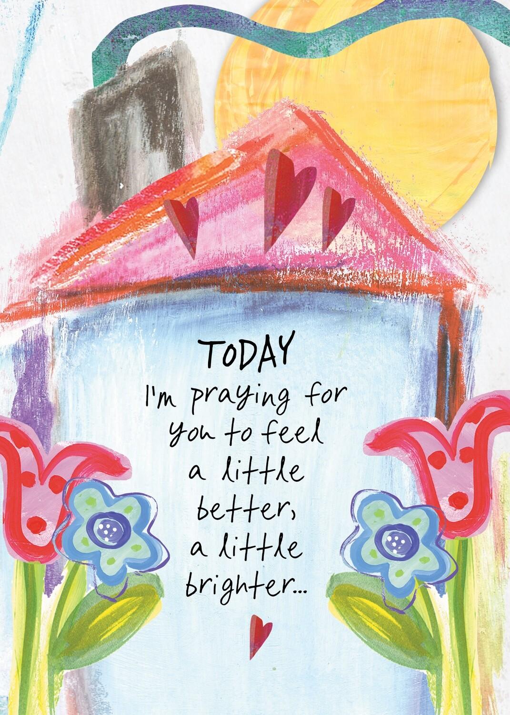 AFH346   Encouragement Card