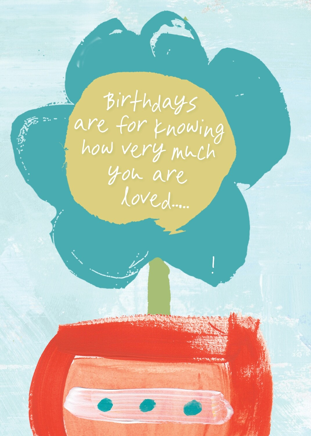 AFH344   Birthday Card