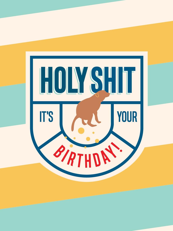 IKI305 Birthday Card