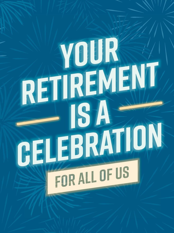 IKI803 Retirement Card