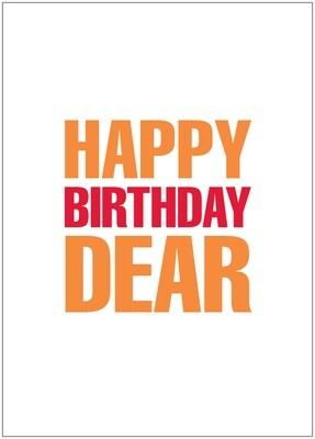 BYU228   Birthday Card
