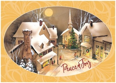 FRS 608 / 2008 Christmas Card