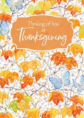 FRS 627 / 7975 Thanksgiving Card