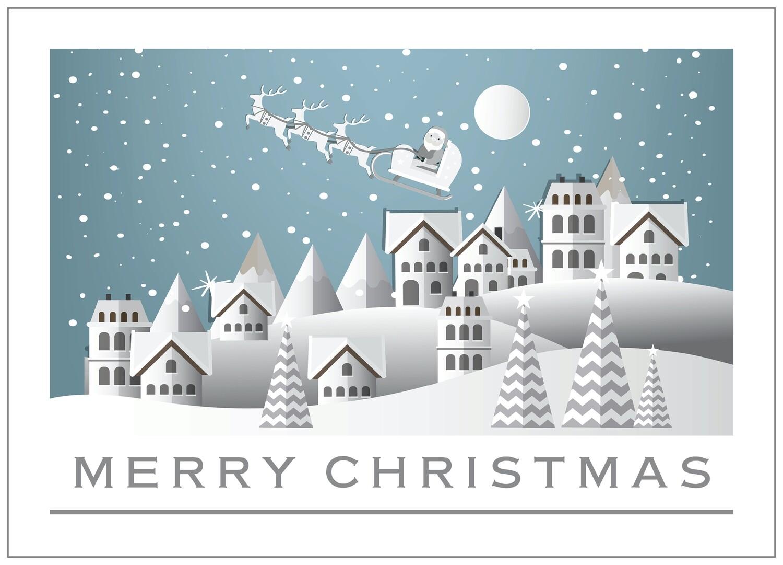 FRS 616 / 6145 Christmas Card