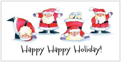 FRS5744   Money Holder / Christmas