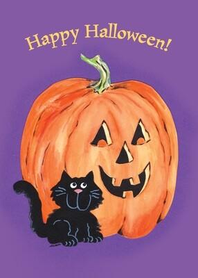 FRS 622 / 7773   Halloween Card