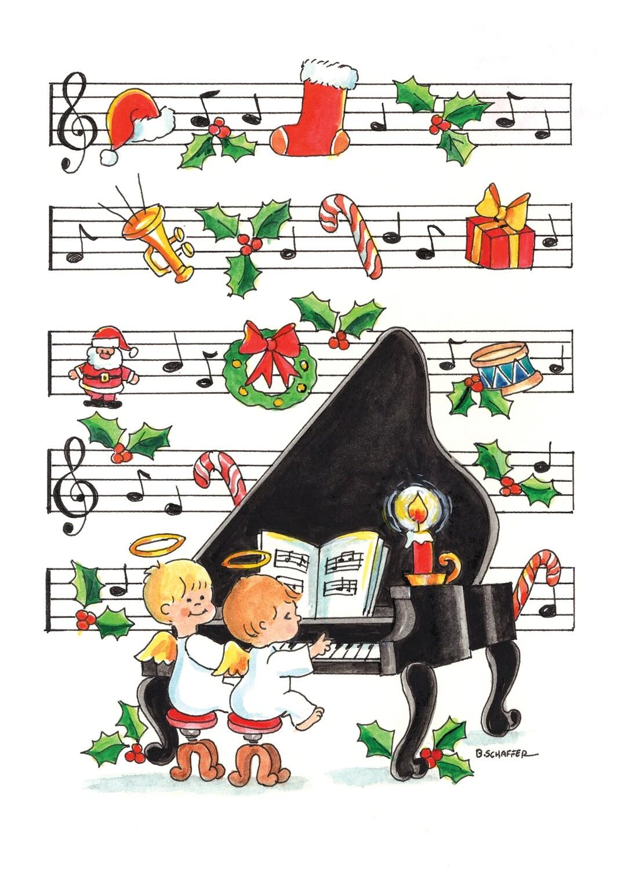 FRS 599 / 6129 Christmas Card