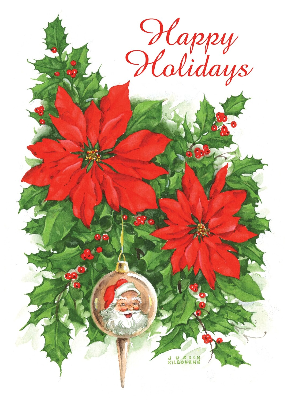 FRS 605 / 6136 Christmas Card