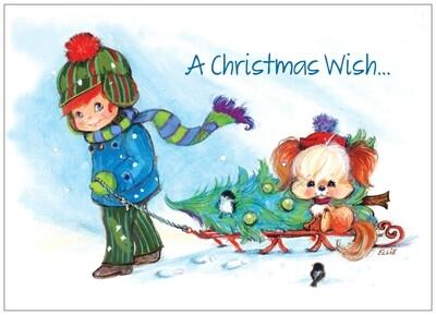 FRS 612 / 6141 Christmas Card