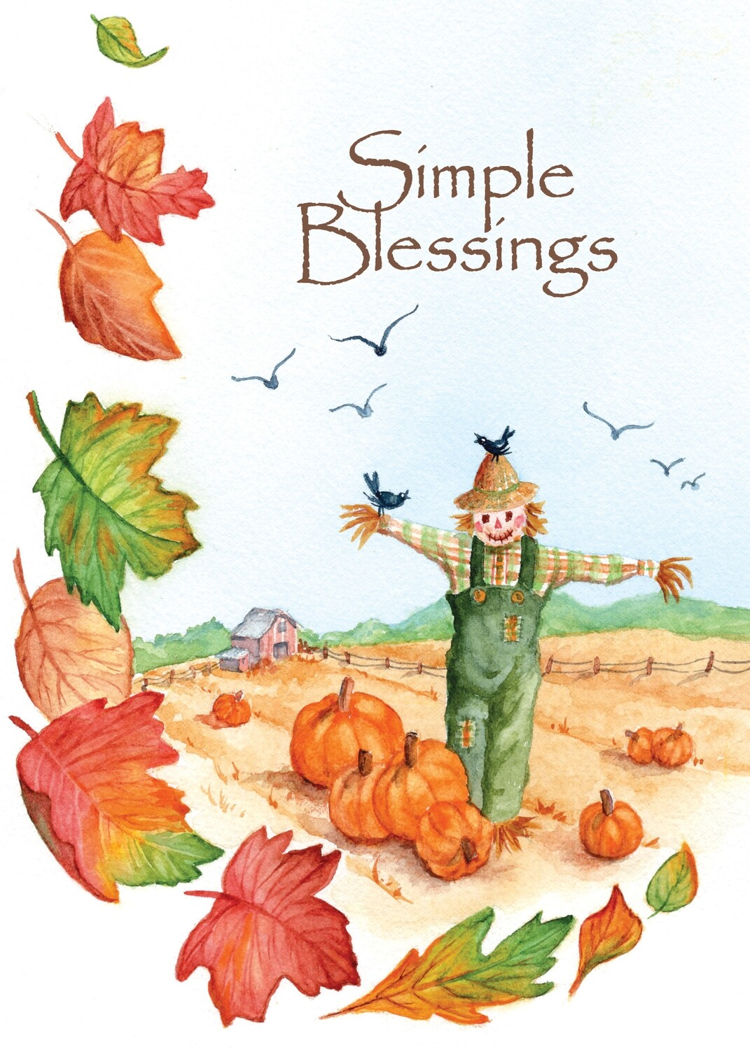 FRS 628 / 7976 Thanksgiving Card