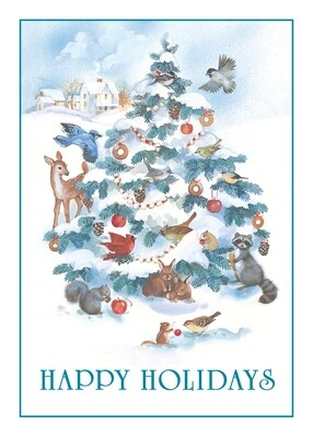 FRS 602 / 6133 Christmas Card