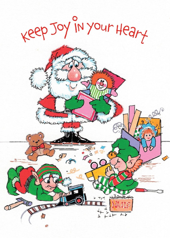 FRS 603 / 6134 Christmas Card
