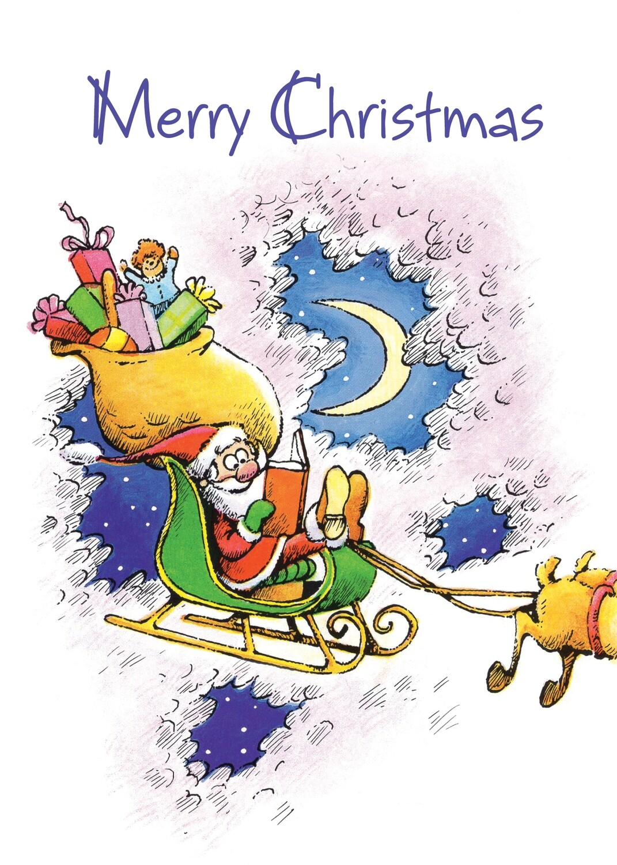 FRS 607 / 6138 Christmas Card