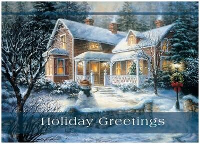 FRS 613 / 6142 Christmas Card