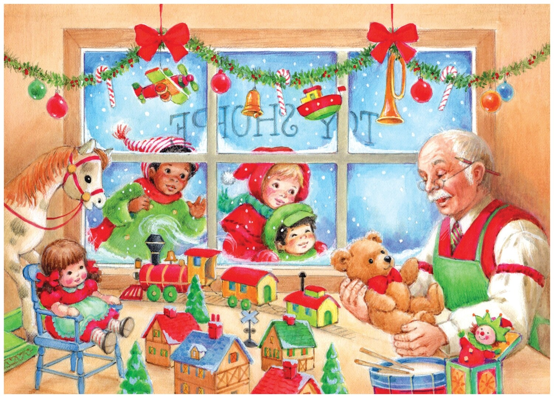 FRS 614 / 6143 Christmas Card