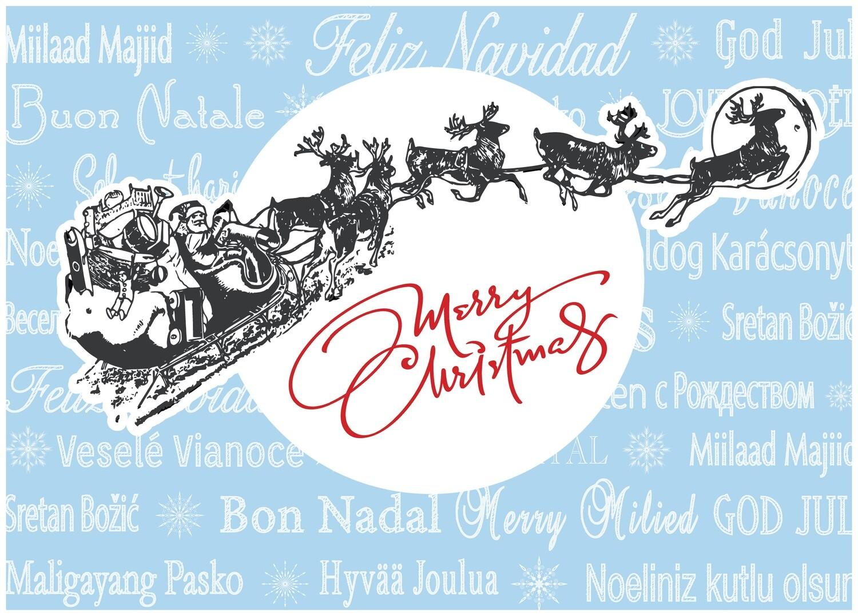 FRS 620 / 6149 Christmas Card