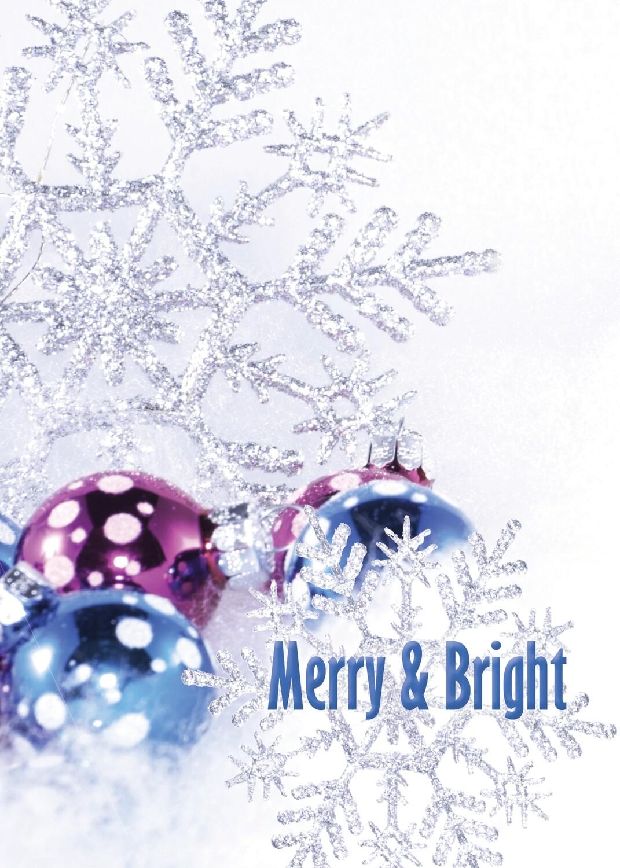 FRS 600 / 6131 Christmas Card