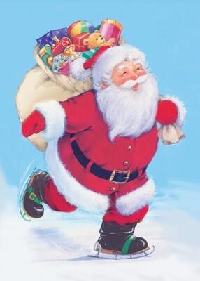 FRS 604 / 6135 Christmas Card