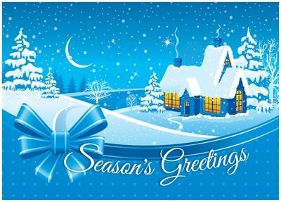 FRS 611 / 6140 Christmas Card