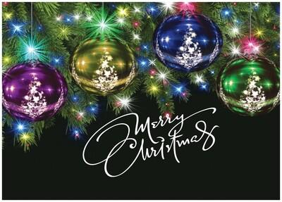 FRS 617 / 6146 Christmas Card