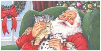 FRS5609   Money Holder / Christmas