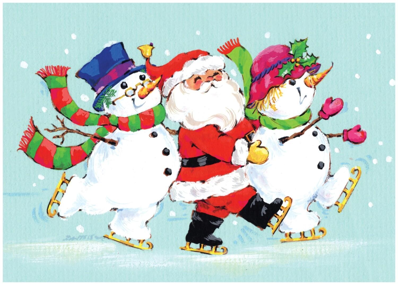 FRS 615 / 6144 Christmas Card