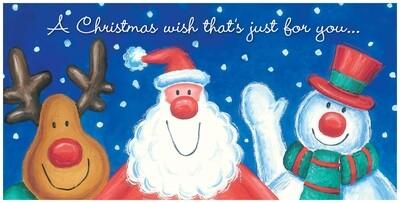 FRS5703   Money Holder / Christmas