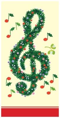 FRS5729   Money Holder / Christmas