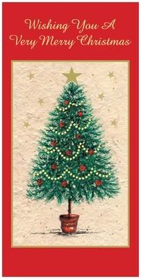 FRS5712   Money Holder / Christmas