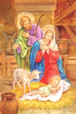 FRS 741 / 6130 Christmas Card
