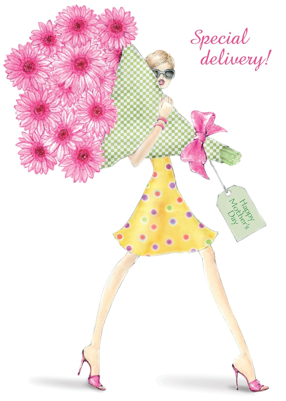 MASD017   Mother's Day Card